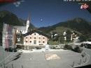 Webcam Holzgau Dorfplatz 2